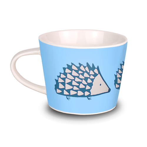 Blue - Spike Mini Mug